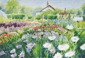 Flower garden – SOLD