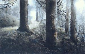 1058: Pine Walk No5