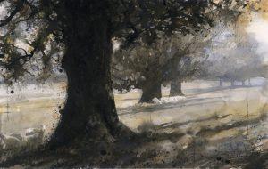 326: Daylesford oak (1460) SOLD