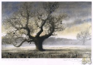Petworth twisted oak SOLD