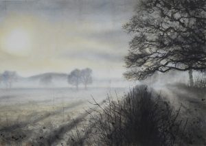 Hill mist SOLD