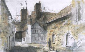 Petworth chimneys